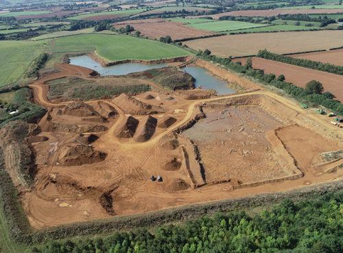 Drone-Wroxton-Quarry-