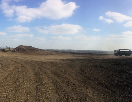 Wood Lane Inert Landfill